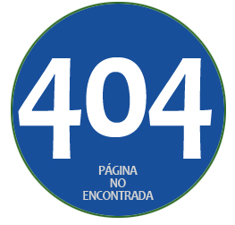 P�gina no encontrada